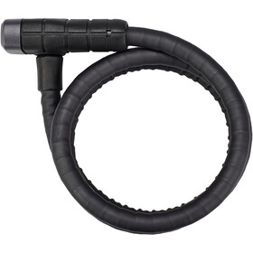 ABUS Microflex 6615K/120/15 SCLL Kabelslot, zwart